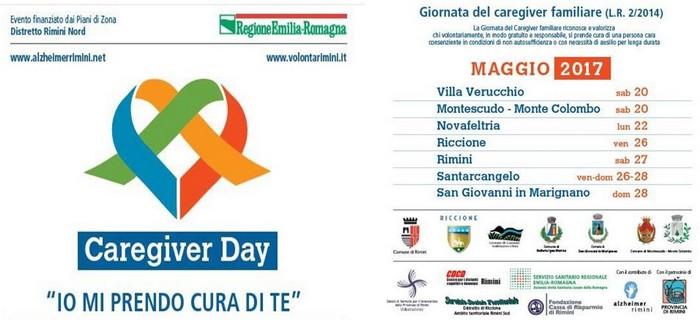 """Caregiver Day: """"IO MI PRENDO CURA DI TE"""" Giornata del Caregiver familiare (L.R. 2/2014)"""