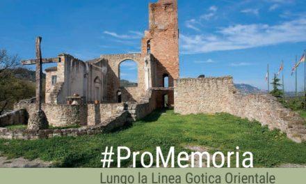 Presentazione della Guida #PROMEMORIA: Sabato 13 Maggio, Museo della Linea Gotica Orientale ore 16,00