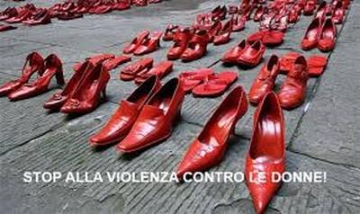 25 NOVEMBRE – GIORNATA MONDIALE CONTRO LA VIOLENZA SULLE DONNE