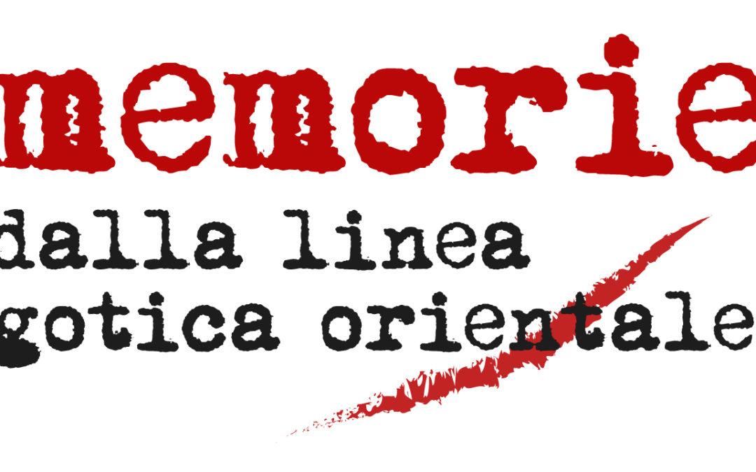 MEMORIE DALLA LINEA GOTICA ORIENTALE del Comune di Montescudo-Monte Colombo: in onda