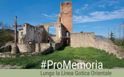 #ProMemoria – Lungo la Linea Gotica Orientale