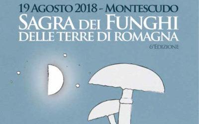 Sagra dei Funghi delle Terre di Romagna – 6^ edizione a Montescudo – Monte Colombo