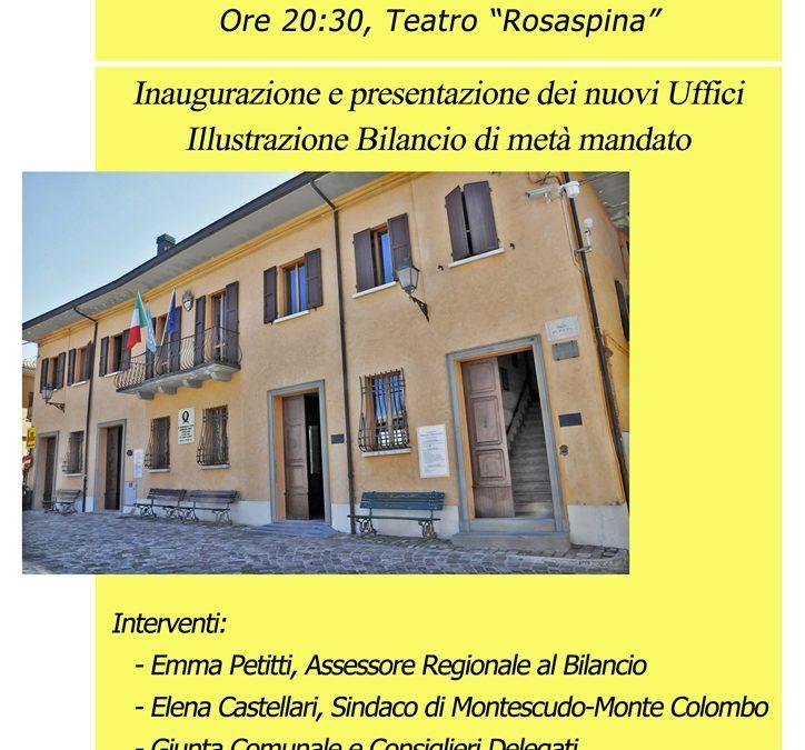20 settembre 2019 ore 20,30 – Teatro comunale Rosaspina