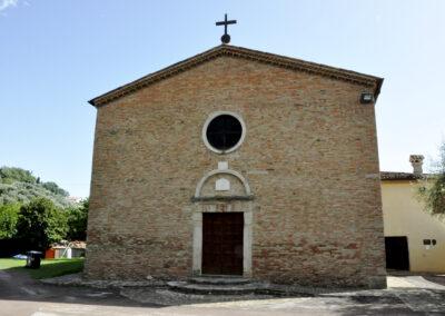 Santuario di Valliano - esterno