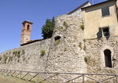 Borgo fortificato di Albereto