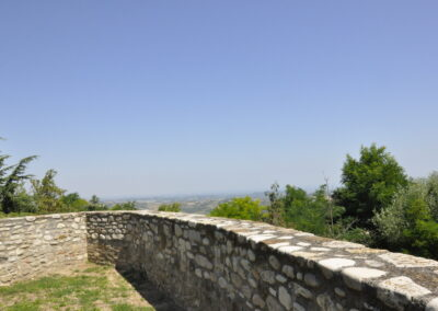 Panorama dalla mura
