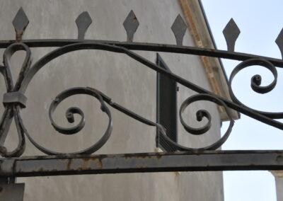 Cancello del Colonello Montescudo