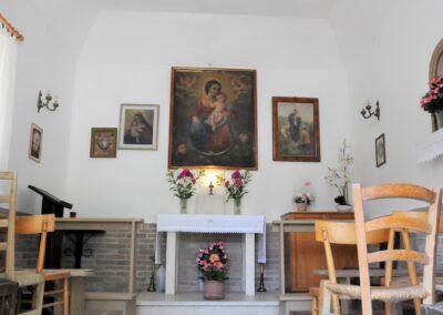 Chiesa della Madonna del Latte - Montescudo