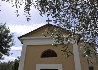 Oratorio Palazzini - Croce