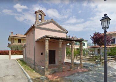 Oratorio di San Marco, prima del crollo