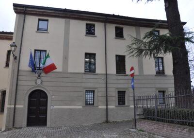 Palazzo Comunale - Monte Colombo