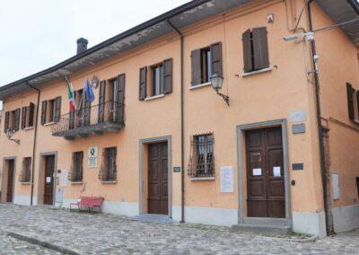 Palazzo Comunale - Montescudo