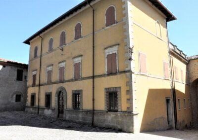 Palazzo Orlandi-Contucci - Monte Colombo