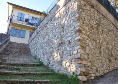 Resti del castello di Croce - Croce