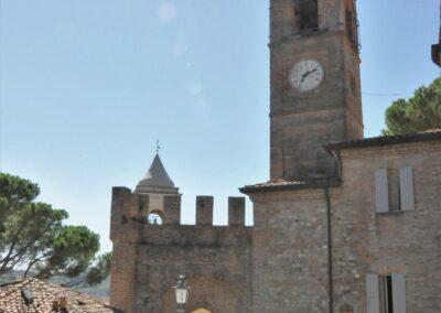 Torre civica - Monte Colombo
