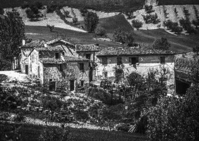 Ghetto di Ca' Franceschino, foto di Giancarlo Frisoni